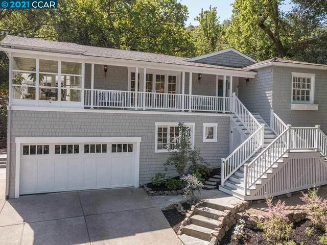 154 Camino Sobrante, Orinda, CA 94563 (#40946782) :: Jimmy Castro Real Estate Group