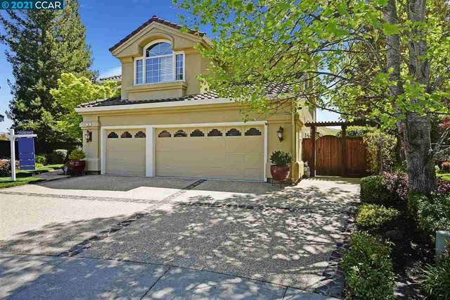 20 Greenridge Pl, Danville, CA 94506 (#40946851) :: Blue Line Property Group