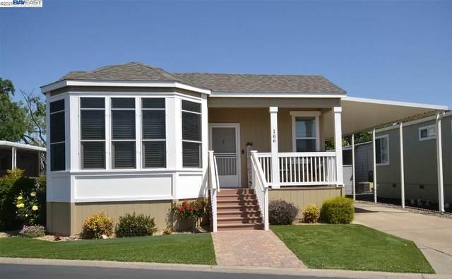 3263 Vineyard Ave., #166 #166, Pleasanton, CA 94566 (#40946898) :: The Venema Homes Team