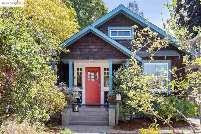 1726 Francisco St, Berkeley, CA 94703 (#40946899) :: The Venema Homes Team