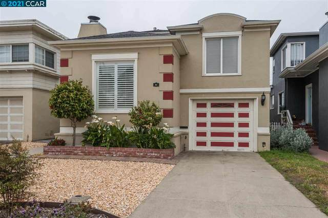 81 Fieldcrest Drive, Daly City, CA 94015 (#40946908) :: Blue Line Property Group