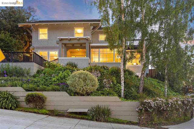 251 Monte Vista Ave, Oakland, CA 94611 (#40946967) :: The Venema Homes Team