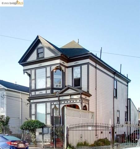 1741 12Th St, Oakland, CA 94607 (#40946994) :: The Venema Homes Team
