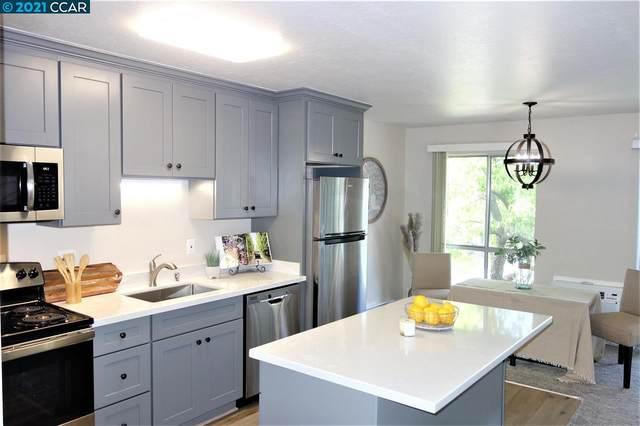 1036 Oak Grove Rd #118, Concord, CA 94518 (#40947083) :: Blue Line Property Group