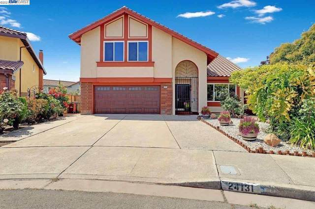 24131 Clinton Ct, Hayward, CA 94545 (#40947120) :: The Venema Homes Team