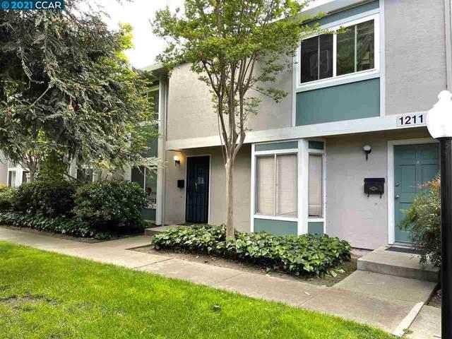 1211 Pine Creek Way B, Concord, CA 94520 (#40947130) :: The Venema Homes Team
