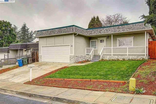 312 Riviera Dr, Union City, CA 94587 (#40947135) :: Blue Line Property Group