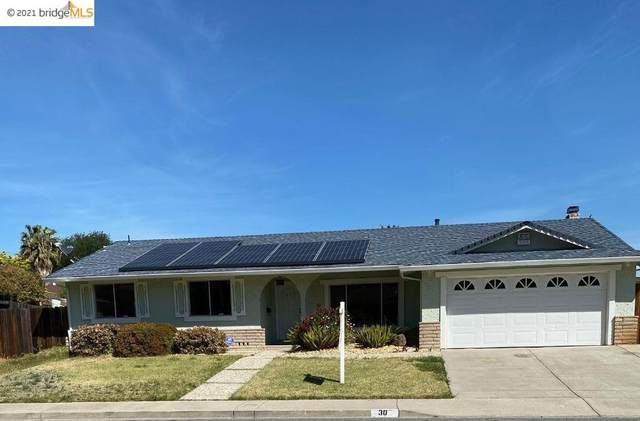 30 Kingswood Drive, Pittsburg, CA 94565 (#40947146) :: The Venema Homes Team