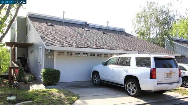 416 Brandywine Ln, Pleasant Hill, CA 94523 (#40947155) :: Sereno