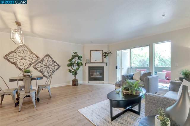 2550 Oak Rd #218, Walnut Creek, CA 94597 (#40947296) :: The Venema Homes Team