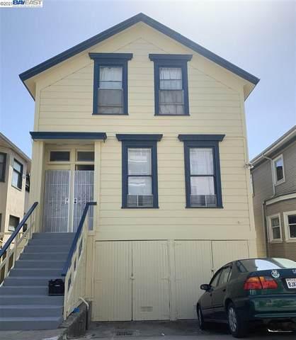 175 11Th St, Oakland, CA 94607 (#40947365) :: Sereno