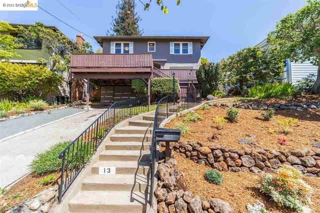 13 Kingston Rd, Kensington, CA 94707 (#40947368) :: The Venema Homes Team