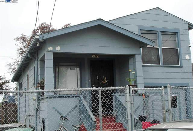 1012 104Th Ave, Oakland, CA 94603 (#40947423) :: The Lucas Group