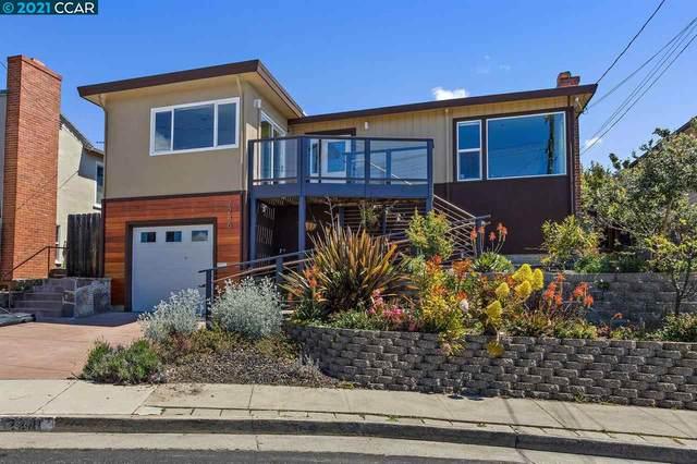 2240 Mira Vista Dr, El Cerrito, CA 94530 (#40947432) :: Armario Homes Real Estate Team