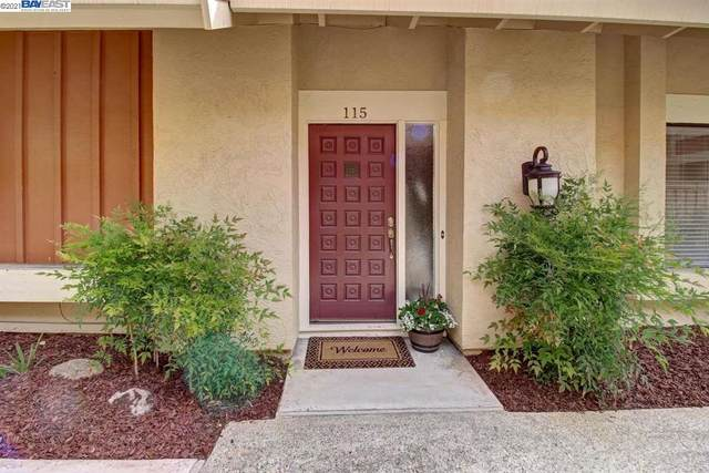 115 Northcreek Cir, Walnut Creek, CA 94598 (#40947488) :: Blue Line Property Group