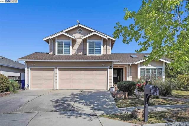 683 Chardonnay Dr, Fremont, CA 94539 (#40947511) :: Blue Line Property Group