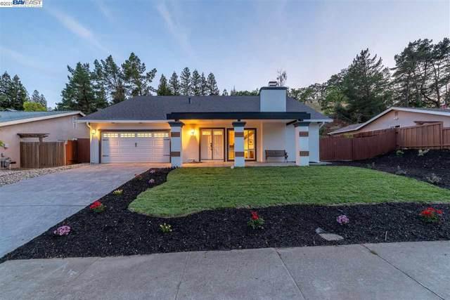 1889 Morello Ave, Pleasant Hill, CA 94523 (#40947540) :: The Venema Homes Team