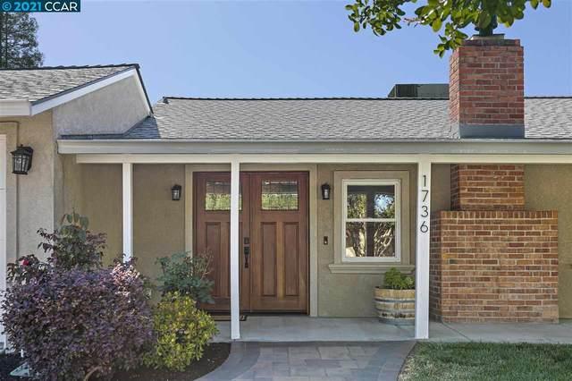 1736 Ruth Dr, Pleasant Hill, CA 94523 (#40947552) :: The Venema Homes Team