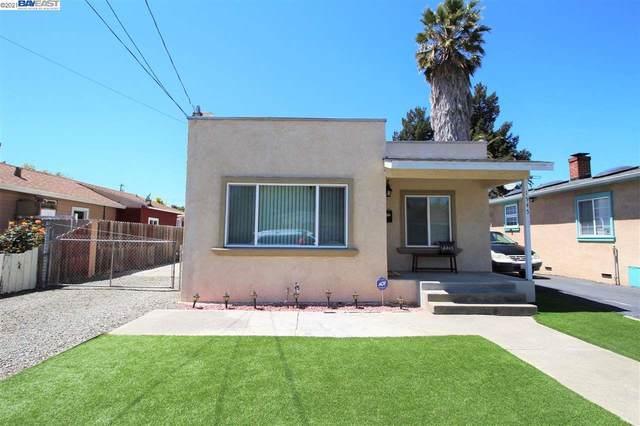 1545 Thrush Ave, San Leandro, CA 94578 (#40947569) :: The Grubb Company