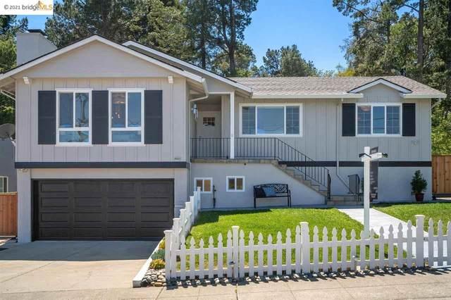 12731 Brookpark Road, Oakland, CA 94619 (#40947582) :: Blue Line Property Group