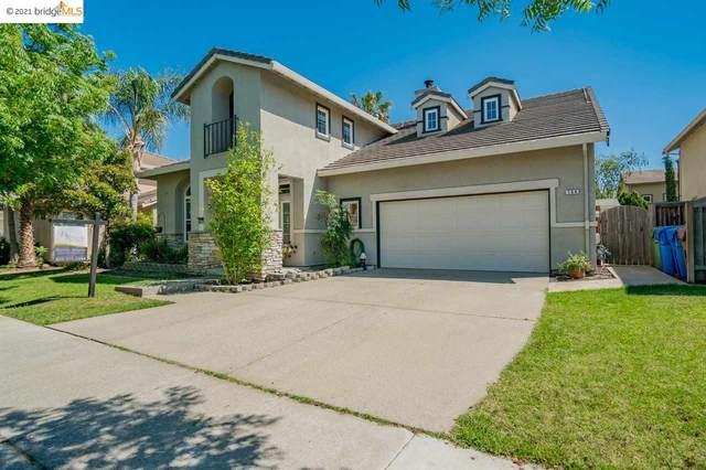 754 Brooks St, Brentwood, CA 94513 (#40947589) :: The Venema Homes Team