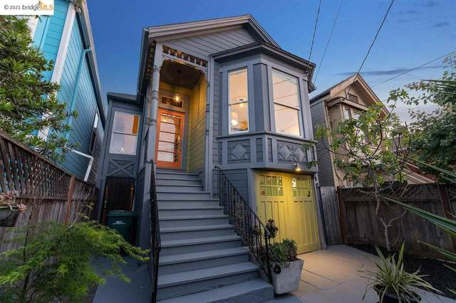 725 26th St, Oakland, CA 94612 (#40947598) :: The Lucas Group