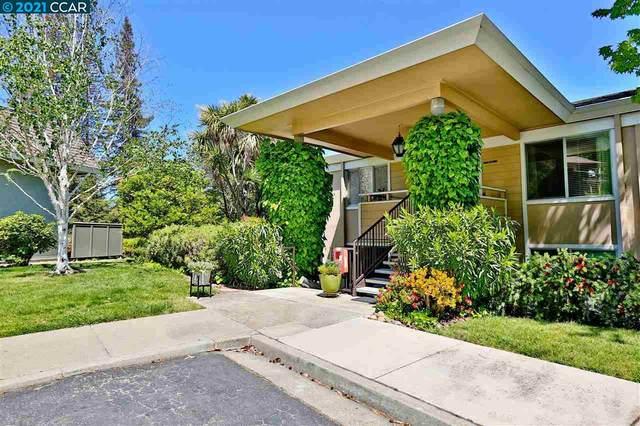 3341 Tice Creek Dr #2, Walnut Creek, CA 94595 (#40947601) :: Blue Line Property Group