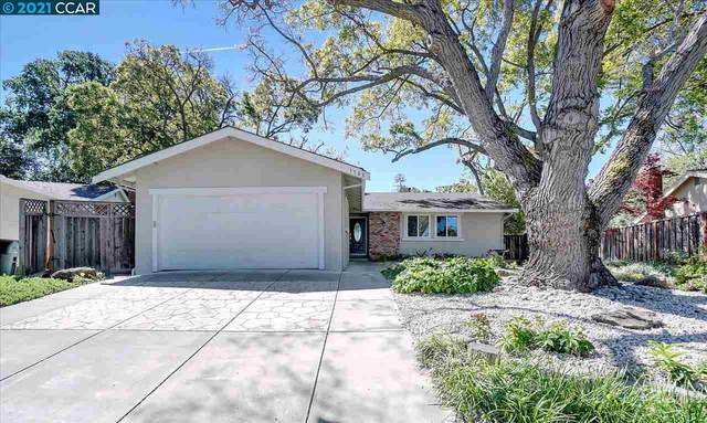 1508 Wicket Ct, Concord, CA 94518 (#40947641) :: Blue Line Property Group