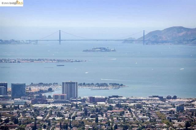 5808 Skyline, Oakland, CA 94611 (#40947657) :: The Grubb Company