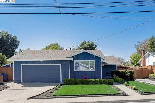 3732 Salsbury Ln, Concord, CA 94520 (#40947667) :: Blue Line Property Group