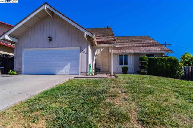 304 Merrill Ave, Fremont, CA 94539 (#40947689) :: The Lucas Group
