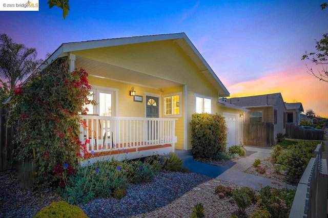 1326 Monterey St, Richmond, CA 94804 (#40947694) :: The Venema Homes Team