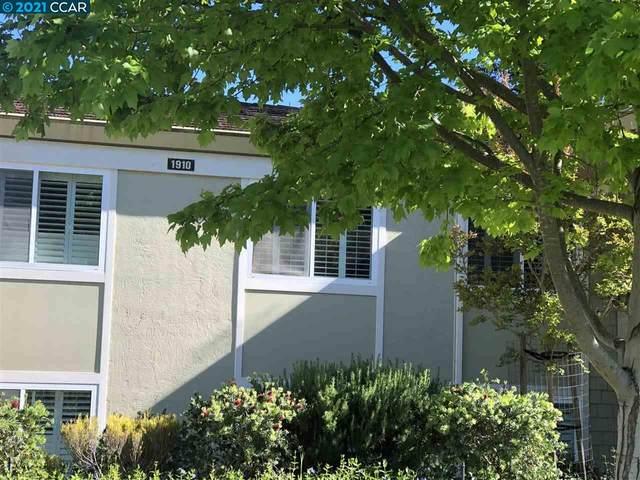 1910 Skycrest #6, Walnut Creek, CA 94595 (#40947709) :: The Grubb Company