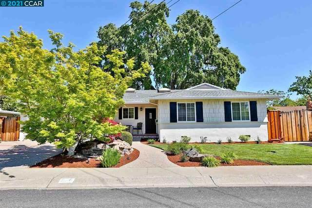 506 Edna Dr, Pleasant Hill, CA 94523 (#40947733) :: The Venema Homes Team