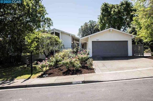 1309 Ramsay Cir, Walnut Creek, CA 94597 (#40947757) :: Blue Line Property Group