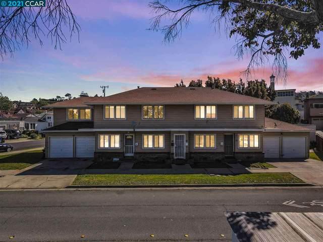 340 Key Blvd, Richmond, CA 94805 (#40947780) :: The Lucas Group