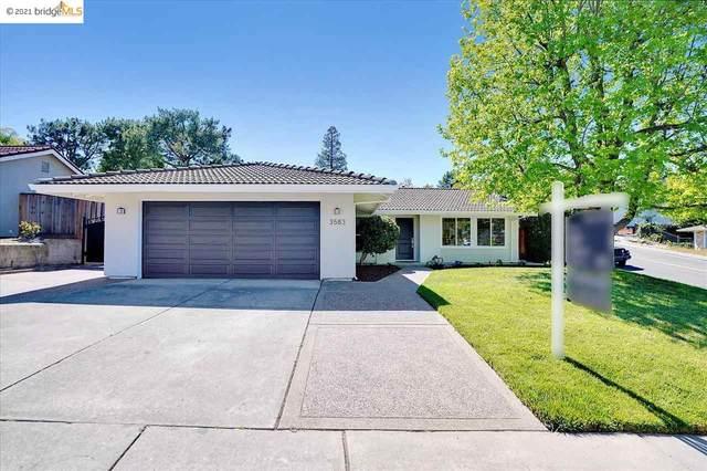3583 Touriga Dr, Pleasanton, CA 94566 (#40947787) :: The Venema Homes Team