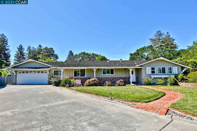 3742 Bon Homme Way, Concord, CA 94518 (#40947842) :: The Grubb Company
