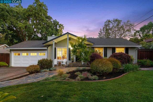 101 Roberta Ave, Pleasant Hill, CA 94523 (#40947868) :: Blue Line Property Group