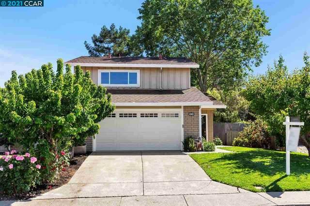 22 Marques Ct, Danville, CA 94526 (#40947914) :: Armario Homes Real Estate Team