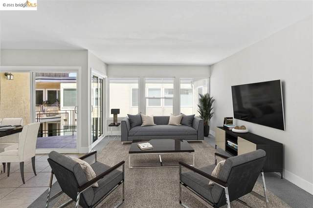 22 Moss Ave #310, Oakland, CA 94610 (#40947986) :: MPT Property
