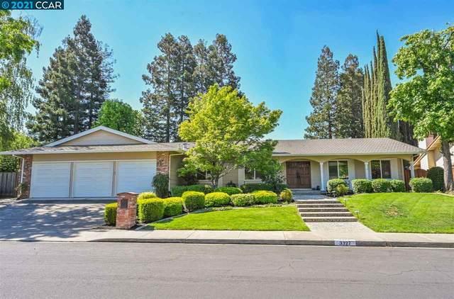 3327 Whitehaven Dr, Walnut Creek, CA 94598 (#40948044) :: The Grubb Company