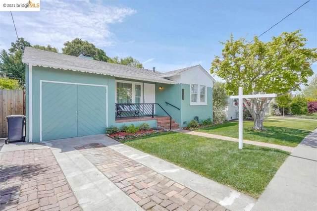 1380 Cedar St, Berkeley, CA 94702 (#40948088) :: The Venema Homes Team