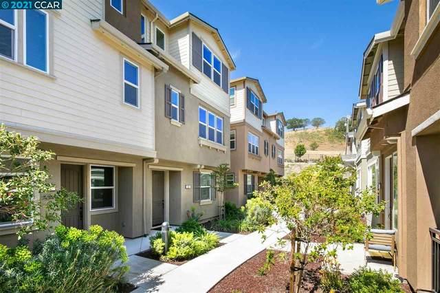 809 Tierney Pl, Martinez, CA 94553 (#40948120) :: Blue Line Property Group