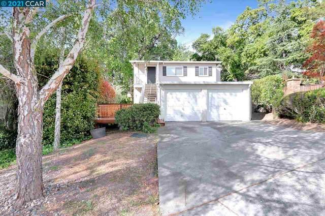 2109 Oakvale Rd, Walnut Creek, CA 94597 (#40948127) :: The Venema Homes Team