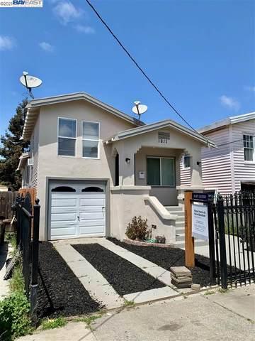 1211 60th Ave, Oakland, CA 94621 (#40948134) :: The Venema Homes Team