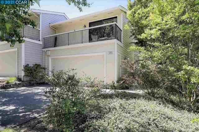 1050 Camino Verde Cir, Walnut Creek, CA 94597 (#40948146) :: Blue Line Property Group