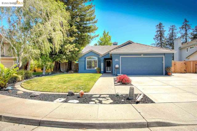 4154 Blossom Ct, Oakley, CA 94561 (#40948157) :: Blue Line Property Group