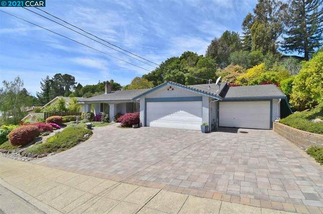 5836 Cold Water Dr, Castro Valley, CA 94552 (#40948174) :: The Grubb Company