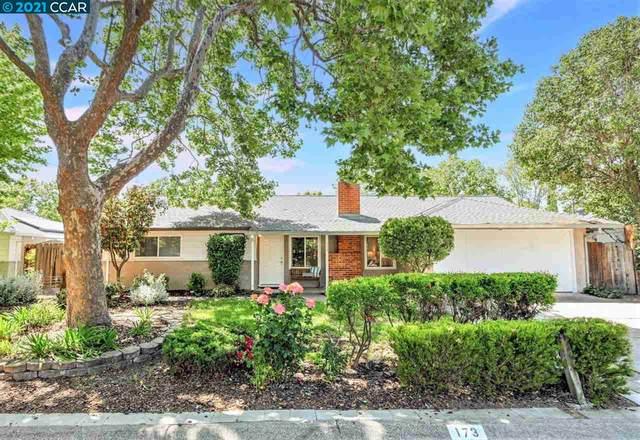 173 Sylvia Dr, Pleasant Hill, CA 94523 (#40948197) :: Blue Line Property Group